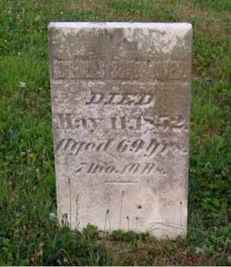 SCHOONOVER, NICHOLAS - Washington County, Ohio | NICHOLAS SCHOONOVER - Ohio Gravestone Photos