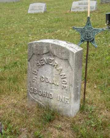 SEVERANCE, CHURCH - Washington County, Ohio | CHURCH SEVERANCE - Ohio Gravestone Photos