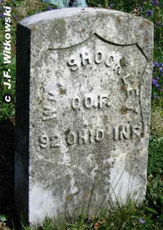 SHOCKLEY, WILLIAM - Washington County, Ohio | WILLIAM SHOCKLEY - Ohio Gravestone Photos