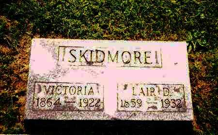 D SKIDMORE, LAIR - Washington County, Ohio | LAIR D SKIDMORE - Ohio Gravestone Photos