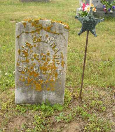 SKINNARD, EDWARD - Washington County, Ohio | EDWARD SKINNARD - Ohio Gravestone Photos