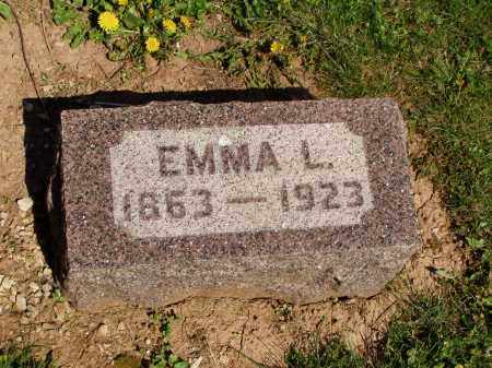 LAMB SMITH, EMMA CHRISTIANNA - Washington County, Ohio | EMMA CHRISTIANNA LAMB SMITH - Ohio Gravestone Photos