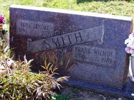 SMITH, EDNA LENORE - Washington County, Ohio | EDNA LENORE SMITH - Ohio Gravestone Photos