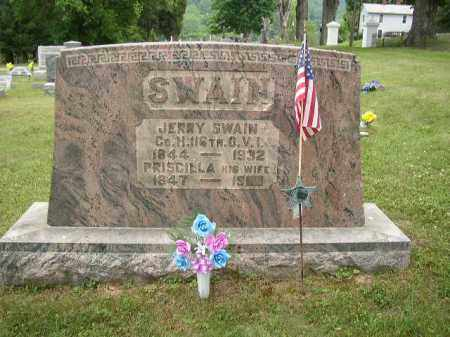 SWAIN, PRISCILLA - Washington County, Ohio | PRISCILLA SWAIN - Ohio Gravestone Photos
