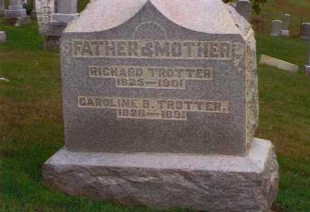 TROTTER, CAROLINE B. - Washington County, Ohio | CAROLINE B. TROTTER - Ohio Gravestone Photos