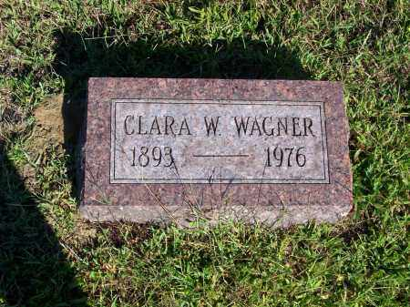 WALTERS WAGNER, CLARA M - Washington County, Ohio | CLARA M WALTERS WAGNER - Ohio Gravestone Photos