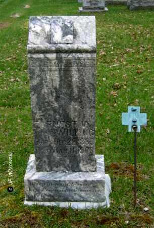 WILKING, EARNEST V. - Washington County, Ohio | EARNEST V. WILKING - Ohio Gravestone Photos