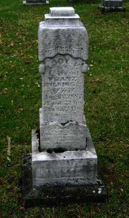 WILKING, LUCY V. - Washington County, Ohio | LUCY V. WILKING - Ohio Gravestone Photos