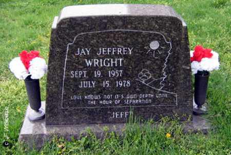 "WRIGHT, JAY JEFFREY ""JEFF"" - Washington County, Ohio 