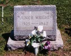 "WRIGHT, LLOYD BENJAMIN ""JUNIOR"" JR - Washington County, Ohio 