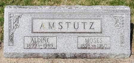AMSTUTZ, MOSES - Wayne County, Ohio | MOSES AMSTUTZ - Ohio Gravestone Photos