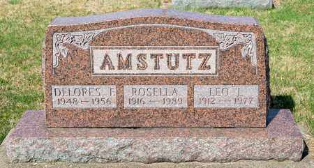 AMSTUTZ, DELORES F - Wayne County, Ohio | DELORES F AMSTUTZ - Ohio Gravestone Photos
