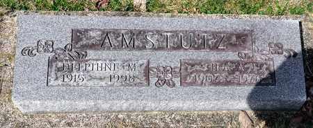 AMSTUTZ, IRA A - Wayne County, Ohio | IRA A AMSTUTZ - Ohio Gravestone Photos