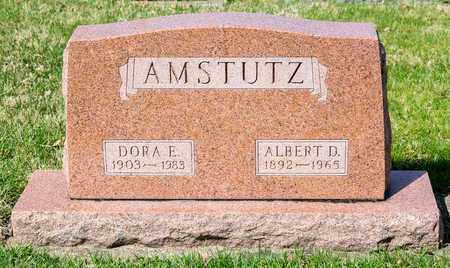 AMSTUTZ, ALBERT D - Wayne County, Ohio | ALBERT D AMSTUTZ - Ohio Gravestone Photos