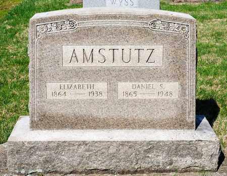 AMSTUTZ, DANIEL S - Wayne County, Ohio | DANIEL S AMSTUTZ - Ohio Gravestone Photos