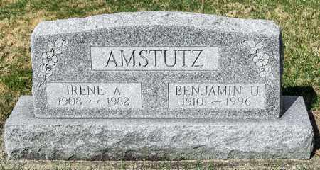 AMSTUTZ, IRENE A - Wayne County, Ohio | IRENE A AMSTUTZ - Ohio Gravestone Photos