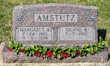AMSTUTZ, MARGARET A - Wayne County, Ohio | MARGARET A AMSTUTZ - Ohio Gravestone Photos