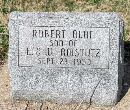 AMSTUTZ, ROBERT ALAN - Wayne County, Ohio | ROBERT ALAN AMSTUTZ - Ohio Gravestone Photos