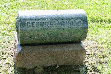 ARNOLD, GEORGE - Wayne County, Ohio | GEORGE ARNOLD - Ohio Gravestone Photos