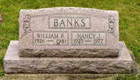 BANKS, WILLIAM R. - Wayne County, Ohio | WILLIAM R. BANKS - Ohio Gravestone Photos