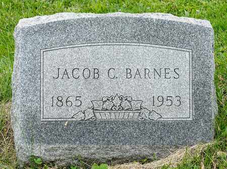 BARNES, JACOB C. - Wayne County, Ohio | JACOB C. BARNES - Ohio Gravestone Photos