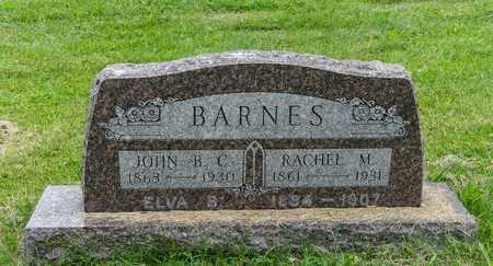 BARNES, JOHN B. C. - Wayne County, Ohio | JOHN B. C. BARNES - Ohio Gravestone Photos