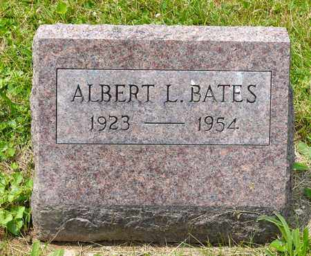 BATES, ALBERT L. - Wayne County, Ohio | ALBERT L. BATES - Ohio Gravestone Photos