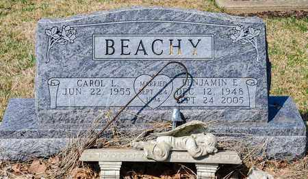 BEACHY, BENJAMIN E - Wayne County, Ohio | BENJAMIN E BEACHY - Ohio Gravestone Photos