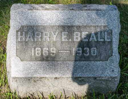 BEALL, HARRY E. - Wayne County, Ohio | HARRY E. BEALL - Ohio Gravestone Photos