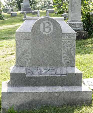 BEAZELL, ALBERT N. - Wayne County, Ohio | ALBERT N. BEAZELL - Ohio Gravestone Photos
