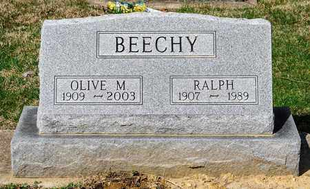 BEECHY, RALPH - Wayne County, Ohio | RALPH BEECHY - Ohio Gravestone Photos