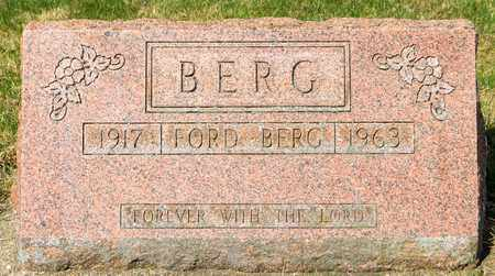 BERG, FORD - Wayne County, Ohio | FORD BERG - Ohio Gravestone Photos