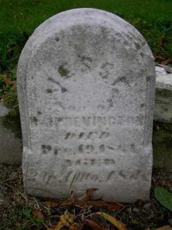 BEVINGTON, JESSE - Wayne County, Ohio | JESSE BEVINGTON - Ohio Gravestone Photos