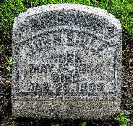 BIDLE, JOHN - Wayne County, Ohio | JOHN BIDLE - Ohio Gravestone Photos