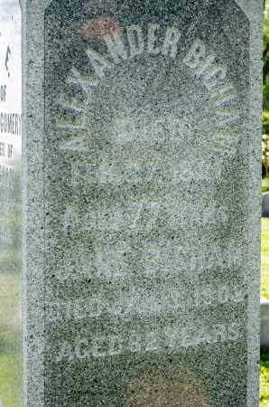 BIGHAM, JANE - Wayne County, Ohio | JANE BIGHAM - Ohio Gravestone Photos