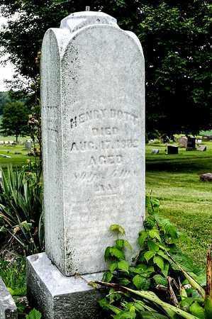 BOTT, HENRY - Wayne County, Ohio | HENRY BOTT - Ohio Gravestone Photos