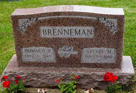 BRENNEMAN, SYLVIA M. - Wayne County, Ohio | SYLVIA M. BRENNEMAN - Ohio Gravestone Photos