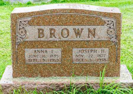 BROWN, JOSEPH H. - Wayne County, Ohio | JOSEPH H. BROWN - Ohio Gravestone Photos