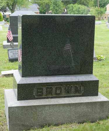 BROWN, ELI - Wayne County, Ohio | ELI BROWN - Ohio Gravestone Photos