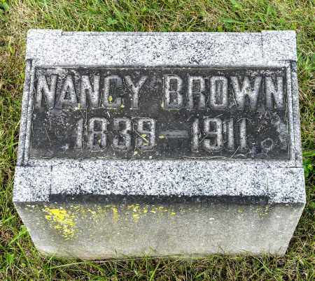 LAPE BROWN, NANCY - Wayne County, Ohio | NANCY LAPE BROWN - Ohio Gravestone Photos