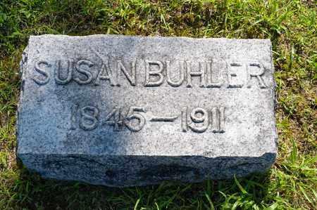 BUHLER, SUSAN - Wayne County, Ohio   SUSAN BUHLER - Ohio Gravestone Photos