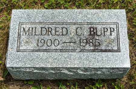 BUPP, MILDRED C. - Wayne County, Ohio | MILDRED C. BUPP - Ohio Gravestone Photos
