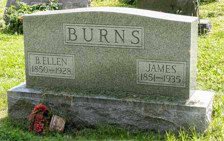 BURNS, JAMES - Wayne County, Ohio | JAMES BURNS - Ohio Gravestone Photos