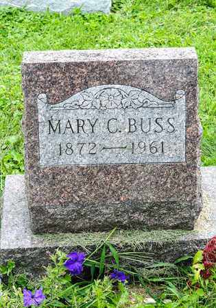 BUSS, MARY C. - Wayne County, Ohio | MARY C. BUSS - Ohio Gravestone Photos