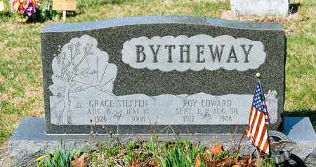 BYTHEWAY, GRACE IRENE - Wayne County, Ohio | GRACE IRENE BYTHEWAY - Ohio Gravestone Photos