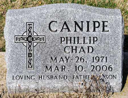 CANIPE, PHILLIP CHAD - Wayne County, Ohio | PHILLIP CHAD CANIPE - Ohio Gravestone Photos