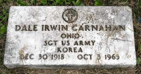 CARNAHAN, DALE IRWIN - Wayne County, Ohio | DALE IRWIN CARNAHAN - Ohio Gravestone Photos