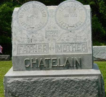 CHATELAIN, LENA - Wayne County, Ohio | LENA CHATELAIN - Ohio Gravestone Photos