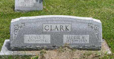 CLARK, LOUIS S. - Wayne County, Ohio | LOUIS S. CLARK - Ohio Gravestone Photos