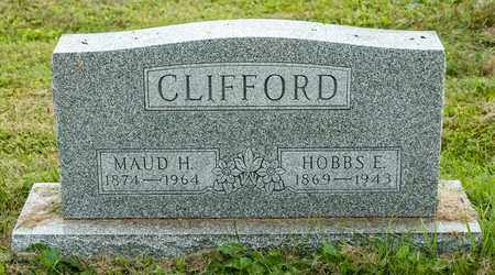 CLIFFORD, MAUD H. - Wayne County, Ohio | MAUD H. CLIFFORD - Ohio Gravestone Photos